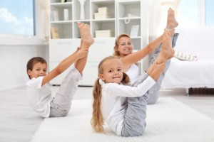 Fitness Bootcamp for Kids