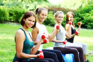 Fitness Bootcamp Workout