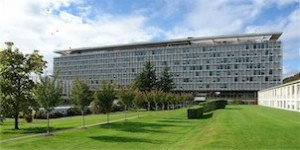 World Health Organisation building