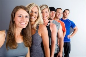Fitness Bootcamp - Small groups work best